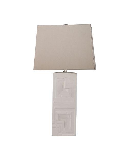 "SAGEBROOK HOME 30"" Table Lamp"