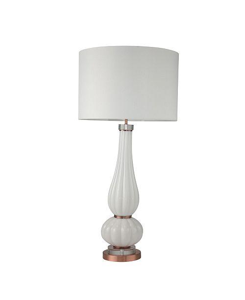 "SAGEBROOK HOME 37"" Table Lamp"