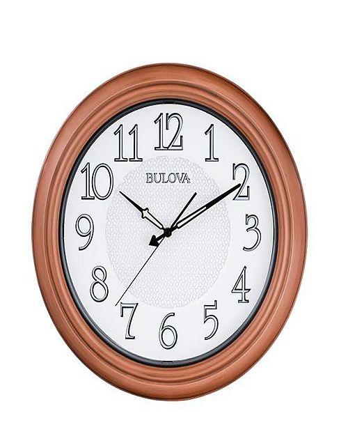 Bulova Providence Wall Clock
