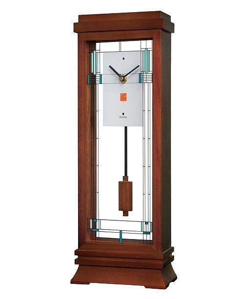 Bulova B1839 Willits Mantel Clock