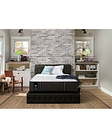 "Premium Posturepedic Exuberant 13"" Cushion Firm Mattress Set- Queen"
