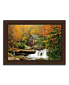 """The Old Mill Framed Photograph Print, 36"""" x 26"""""""