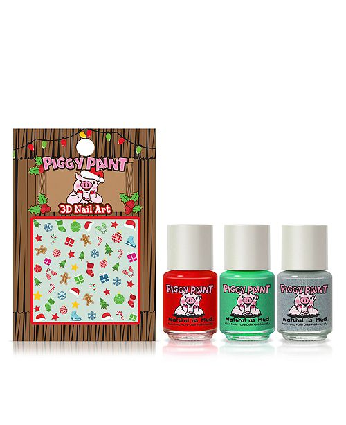 Piggy Paint Party Heart-y Nail Polish