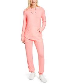 Mushy-Knit Hoodie, Created for Macy's