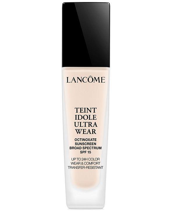 Lancome Teint Idole Ultra 24H Long Wear Foundation, 1 oz