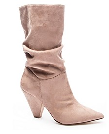 Rizza Slouch Dress Booties