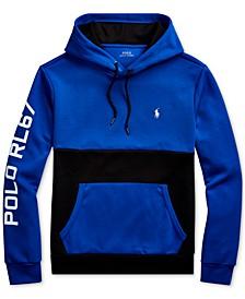 Men's Double-Knit Hoodie Sweatshirt