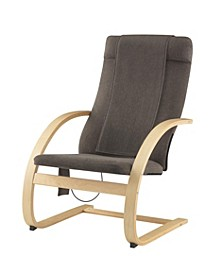 3-D Shiatsu Massaging Lounger