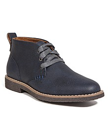 Little and Big Boys Freeport Jr. Dress Comfort Chukka Boot