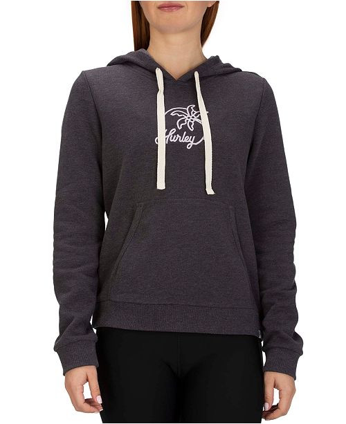 Hurley Sunrise Fleece-Lined Hoodie