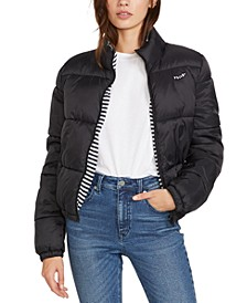 Puffs N Stuf Reversible Puffer Jacket