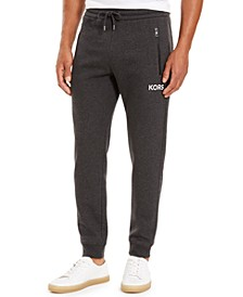 Men's Logo Fleece Joggers, Created for Macy's