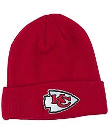 Kansas City Chiefs Basic Cuff Knit Hat
