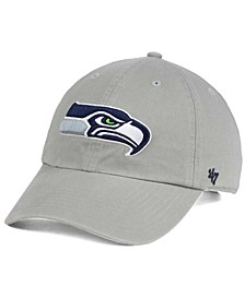 Seattle Seahawks CLEAN UP Strapback Cap