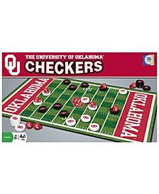 MasterPieces Puzzle Company Oklahoma Sooners Checkers