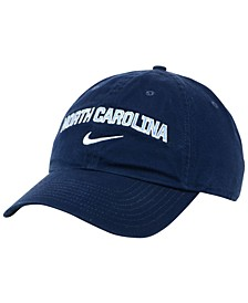North Carolina Tar Heels H86 Wordmark Swoosh Cap