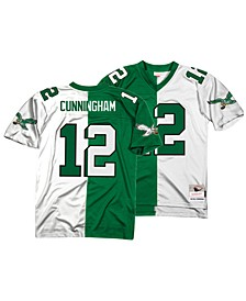 Men's Randall Cunningham Philadelphia Eagles Home & Away Split Legacy Jersey