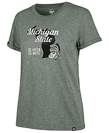 Women's Michigan State Spartans Regional Match Triblend T-Shirt