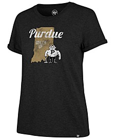 Women's Purdue Boilermakers Regional Match Triblend T-Shirt