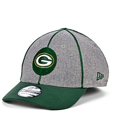 Boys' Green Bay Packers On-Field Sideline Home 39THIRTY Cap