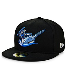 Quad Cities River Bandits Theme Nights 59FIFTY Fitted Cap
