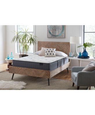 "Luxury Willow 13.5"" Cushion Firm Mattress Set- Twin"