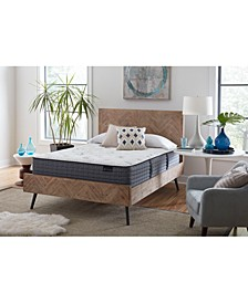 "Luxury Willow 13.5"" Cushion Firm Mattress Set- California King"