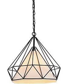 Diamond 1 Light Chandelier