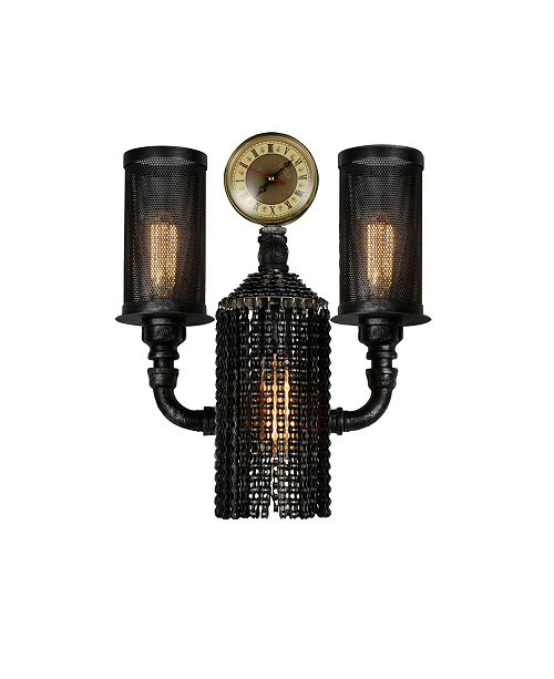 CWI Lighting CLOSEOUT! Union 2 Light Wall Sconce