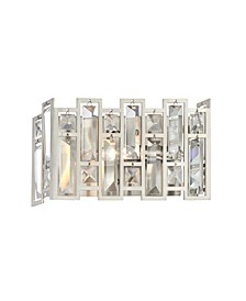 Designers Fountain West 65Th 1 Light Wall Sconce