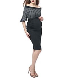 Josephine Maternity Body-Con Dress