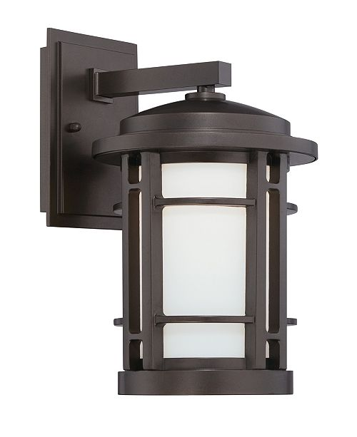 Designer's Fountain Designers Fountain Barrister LED Wall Lantern