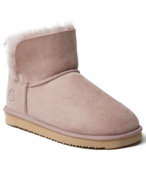 Women's Fireside Perth Genuine Shearling Foldover Boot Women's Shoes