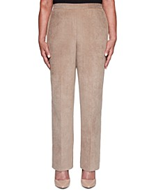 Petite First Frost Corduroy Short Pants