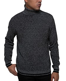Men's Thermal Turtleneck Sweater