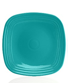 Fiesta Turquoise Square Dinner Plate