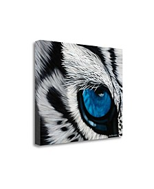 """Tiger Eye by Jan Henderson Giclee Print on Gallery Wrap Canvas, 22"""" x 18"""""""