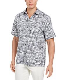 Men's Poolside Tiles Shirt