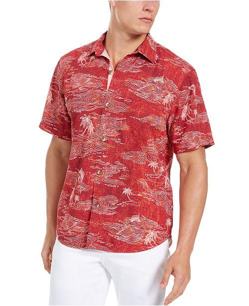 Tommy Bahama Men's Marina Bay Shirt