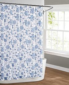 Cottage Classics Estate Bloom Shower Curtain