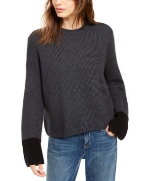 Eileen Fisher Sweaters WOOL SWEATER, REGULAR & PETITE