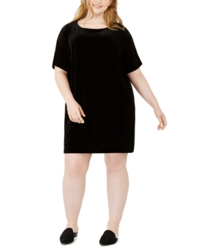 Eileen Fisher Dresses PLUS SIZE SHIFT DRESS