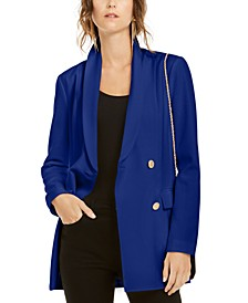 INC Double-Breasted Blazer, Created For Macy's