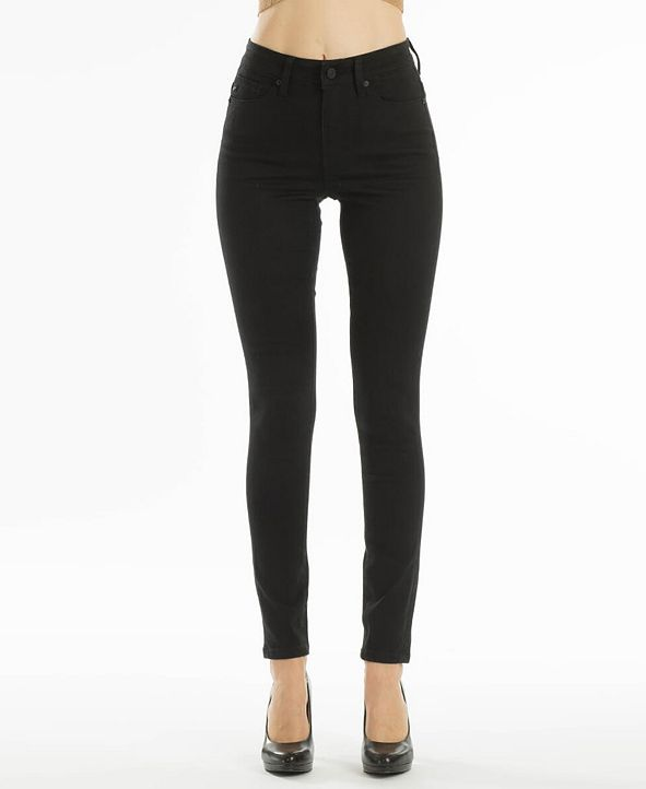 Kancan High Rise 5 Pocket Skinny Jeans