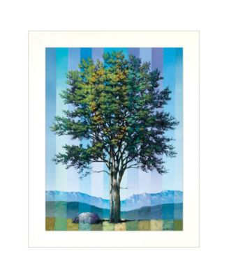 """When Love Grows by Tim Gagnon, Ready to hang Framed print, White Frame, 15"""" x 19"""""""