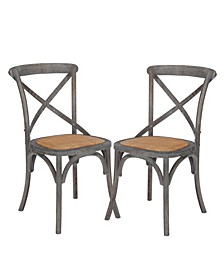 Wood Chair, Set of 2