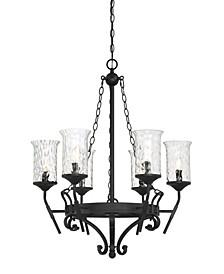 Designers Fountain Amilla 6 Light Chandelier
