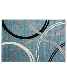 Home Alba Alb377 Blue Area Rug Collection