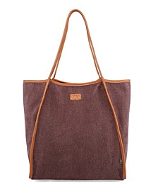 Pine Hill Canvas Tote Bag
