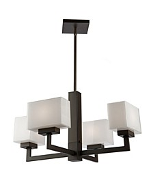 Cube Light Chandelier